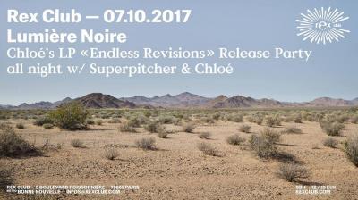 Lumière Noire au Rex Club : Chloé LP 'Endless Revisions' Release Party