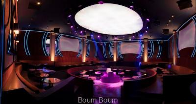 Ouverture d'un nouveau club à Paris : le Boum Boum