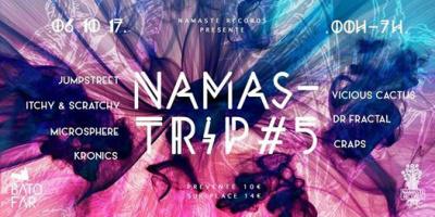 Namastrip #5 au Batofar