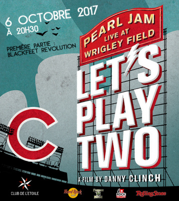Pearl Jam, Live At Wrigley Field : Let's Play Two au Club de L'Etoile