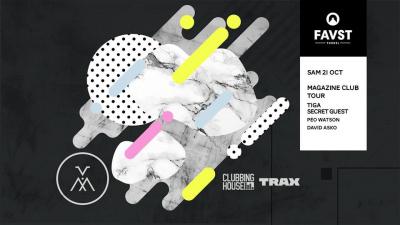 Faust x Magazine Club avec TIGA