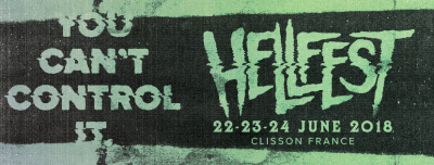 Hellfest 2018 à Clisson : ouverture de la billetterie le 13 octobre