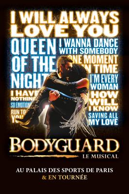 « Bodyguard, Le Musical » : la comédie musicale débarque au Palais des Sports de Paris en 2018