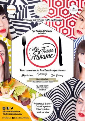 Les Foodistas d'Paname débarquent à Paris