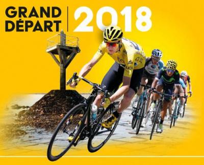 Tour de France parcours 2018, 105e édition