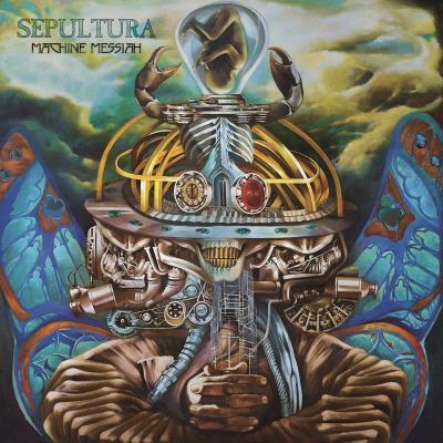 """Sepultura en concert à L'Elysée Montmartre de Paris en mars 2018 pour son """"Machine Messiah Tour"""""""