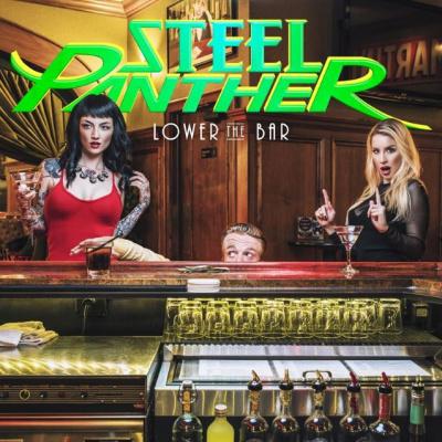 Steel Panther en concert à l'Olympia de Paris en janvier 2018