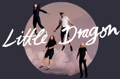 Little dragon en concert l 39 elys e montmartre de paris en for Salon a paris en novembre