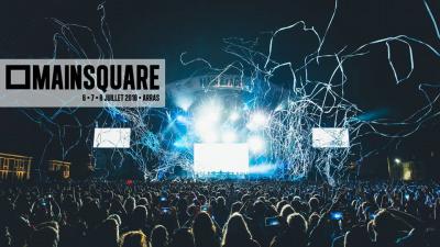 Main Square Festival 2018 à Arras : dates, programmation et réservations