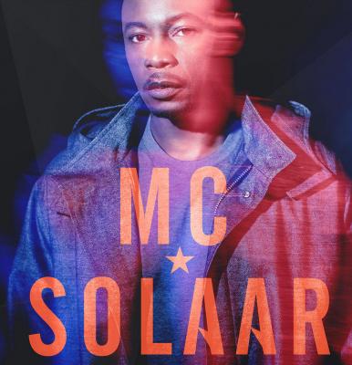 MC Solaar en concert à l'AccorHotels Arena Bercy de Paris en novembre 2018