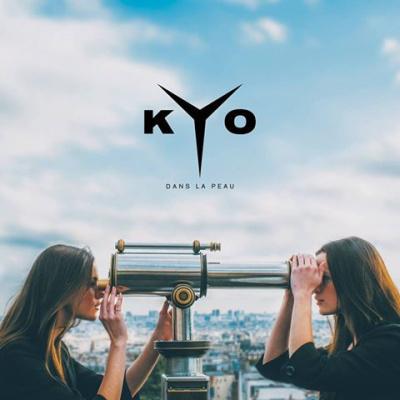 Kyo en concert à l'AccorHotels Arena Bercy de Paris en novembre 2018