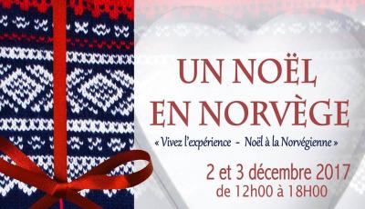 Marché de Noël 2017 Norvégien à Paris