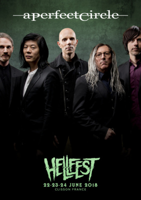 Hellfest 2018 : Deftones, A Perfect Circle, Body Count et Parkway Drive au line-up