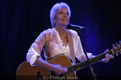 Nicole Rieu en concert à l'Essaïon