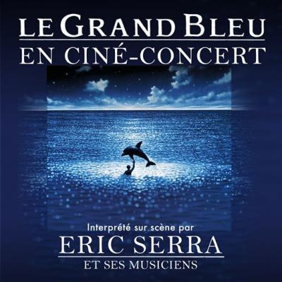 Le Grand Bleu en ciné-concert à La Seine Musicale de Paris en mai 2018 avec Éric Serra