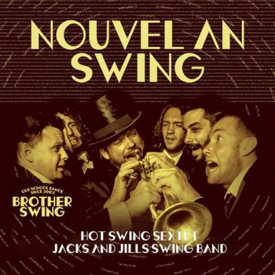 Nouvel an Swing 2018 à La Bellevilloise