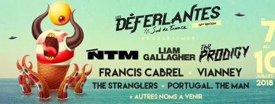 Les Déferlantes 2018 à Argelès-Sur-Mer : dates, programmation et réservations