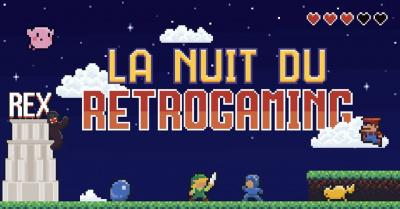 La Nuit du Rétrogaming 2018 au Grand Rex de Paris