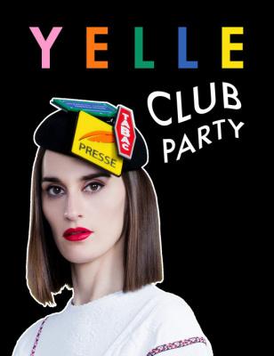 Yelle Club Party au Badaboum