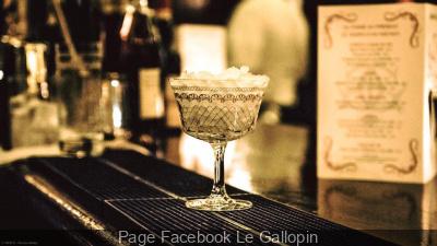 Réouverture du bar à cocktails de la brasserie Le Gallopin