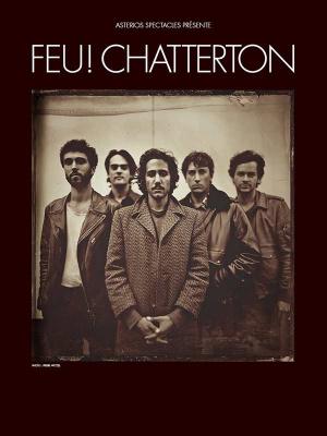 Feu ! Chatterton en concert au Bataclan de Paris en avril 2018