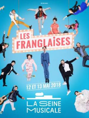Les Franglaises débarquent à La Seine Musicale en mai 2018