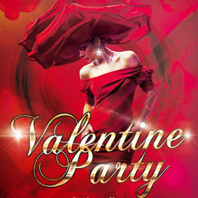 Saint Valentin 2018 : Valentine Party au Hide Châtelet