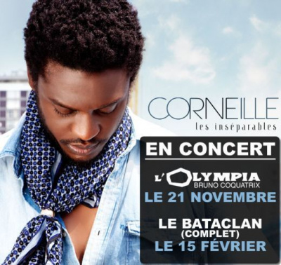 corneille chante les ins parables l olympia. Black Bedroom Furniture Sets. Home Design Ideas