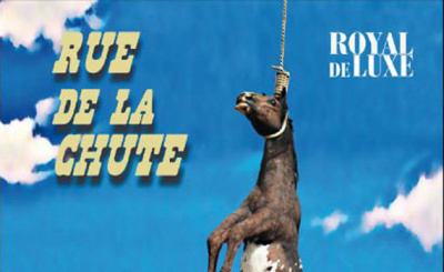 Royal de Luxe rue de la Chute Paris