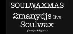 Soulwaxmas 2012 à la Grande Halle de La Villette