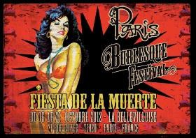 Paris Burlesque Festival 2012
