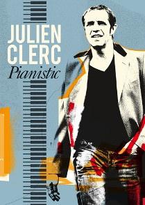 Julien Clerc au Théâtre du Châtelet en 2013 pour son « Pianistic »