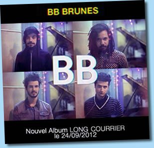 Les BB Brunes en concert à l'Alhambra cet automne