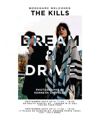 The Kills en dédicace à Paris pour la sortie de « Dream & Drive »