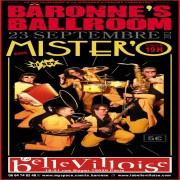Bâronne's Ballroom à la Bellevilloise