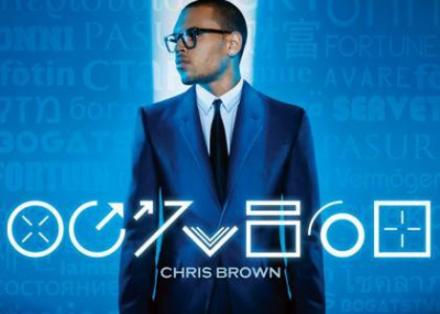 Chris Brown en concert à Paris Bercy