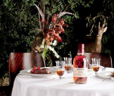 Aberlour Hunting Club, le restaurant éphémère sur l'île Seguin