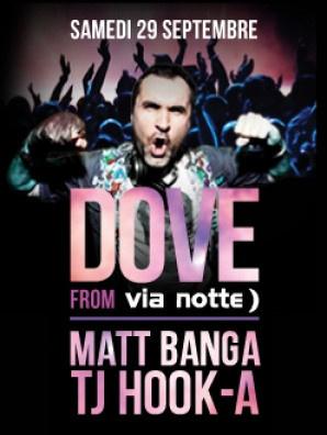 DJ Dove Resident Vianotte au Culture Hall