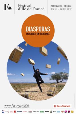 Festival d'île de France 2012 : hommage à Cesaria Evora  au Cirque d'Hiver
