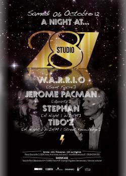A Night at… Studio 287 au Showcase