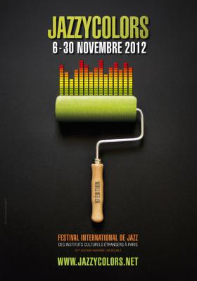 Jazzycolors 2012 : le festival international de jazz à Paris