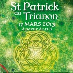 Célébrez la Saint Patrick 2013 au Trianon