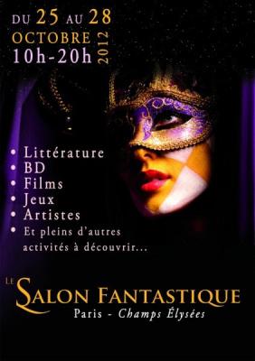 Le Salon Fantastique 2012 aux Champs Elysées-Concorde