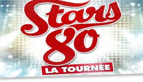 Stars 80 en tournée à Paris Bercy en 2013