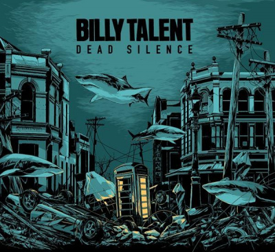 Billy Talent au Bataclan en 2013