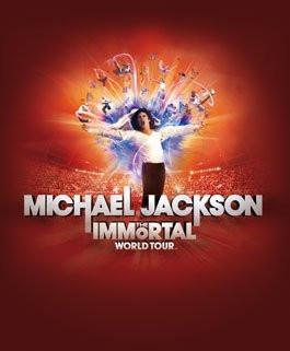 Michael Jackson, The Immortal World Tour à Paris Bercy en 2013