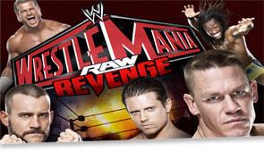 Raw Wrestlemania Revenge Tour 2013 à Paris Bercy