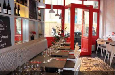 Louvre Bouteille : quand un ancien candidat de Masterchef ouvre son restaurant à Paris