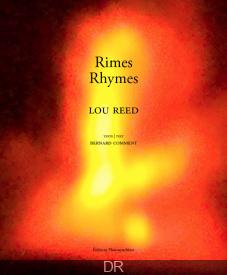 Rencontre et dédicace avec Lou Reed et Bernard Comment