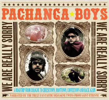 Pachanga Boys au Rex Club